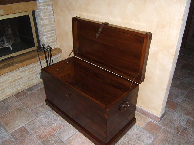 Mobili personalizzati in legno a Verona.