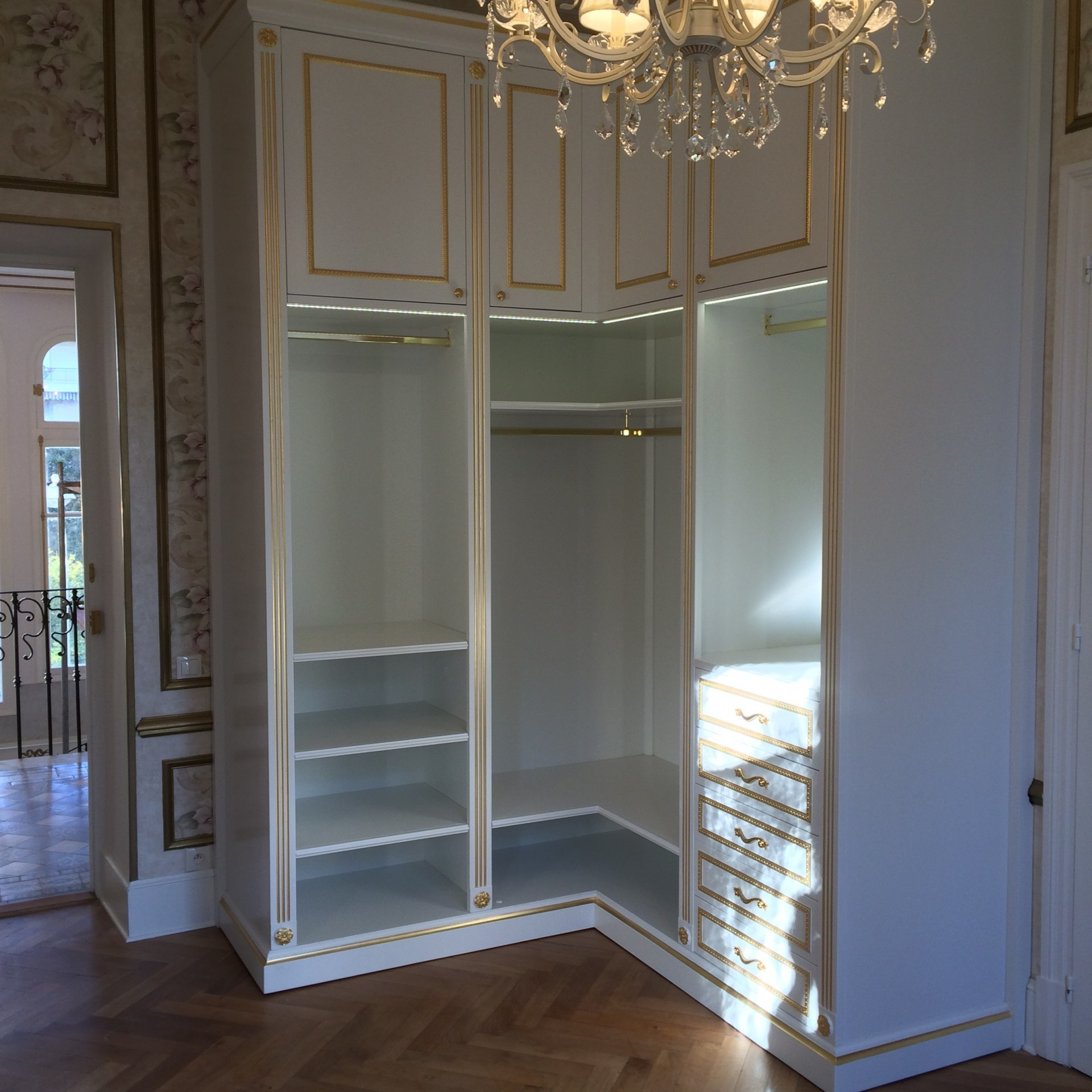 Cabine armadio in legno fadini mobili cerea verona - Cabine armadio in legno ...