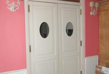 Porte saloon per cucina ristorante