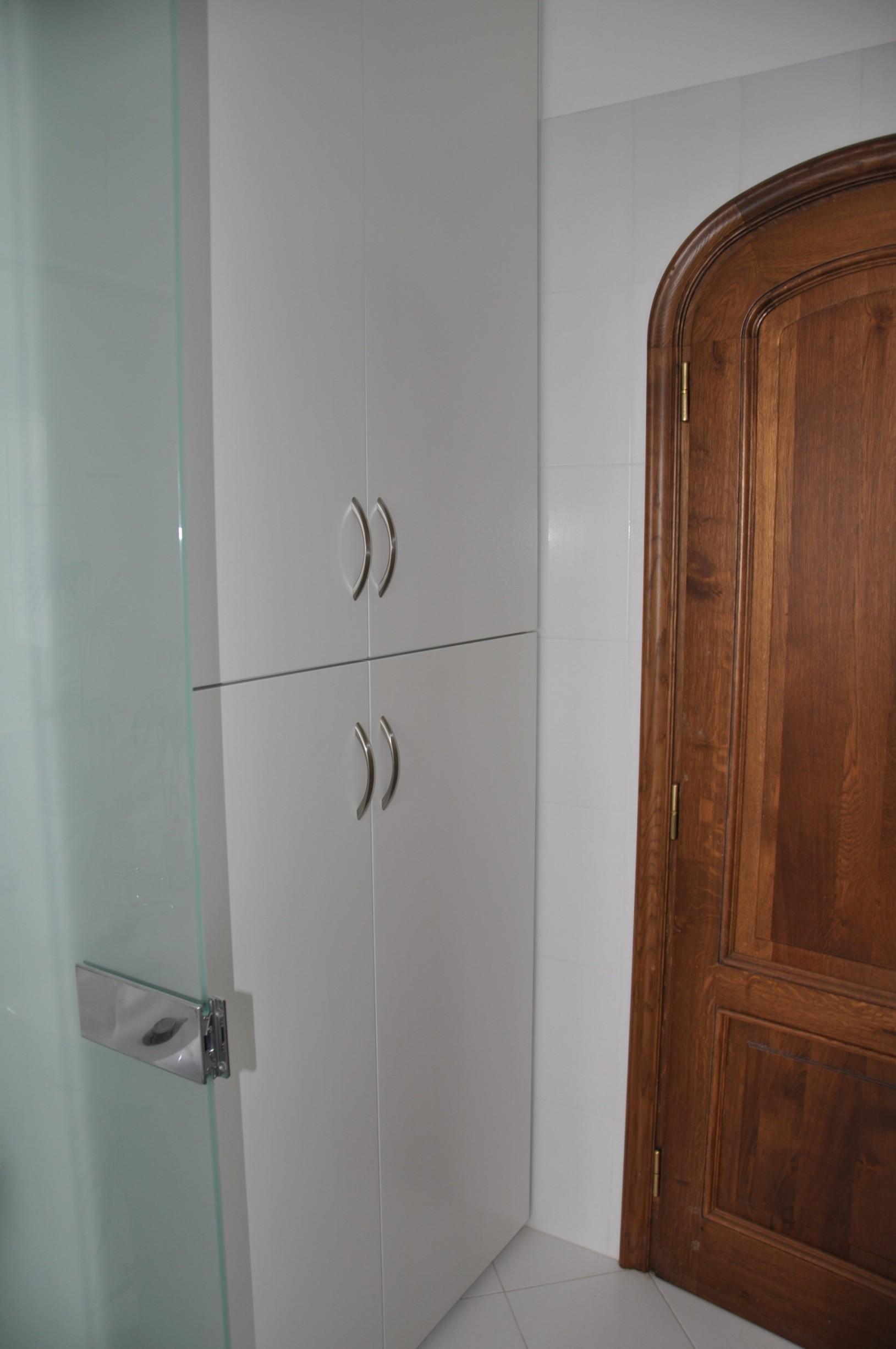 Mobile per lavanderia su misura a Verona