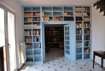 Libreria su misura a Savona