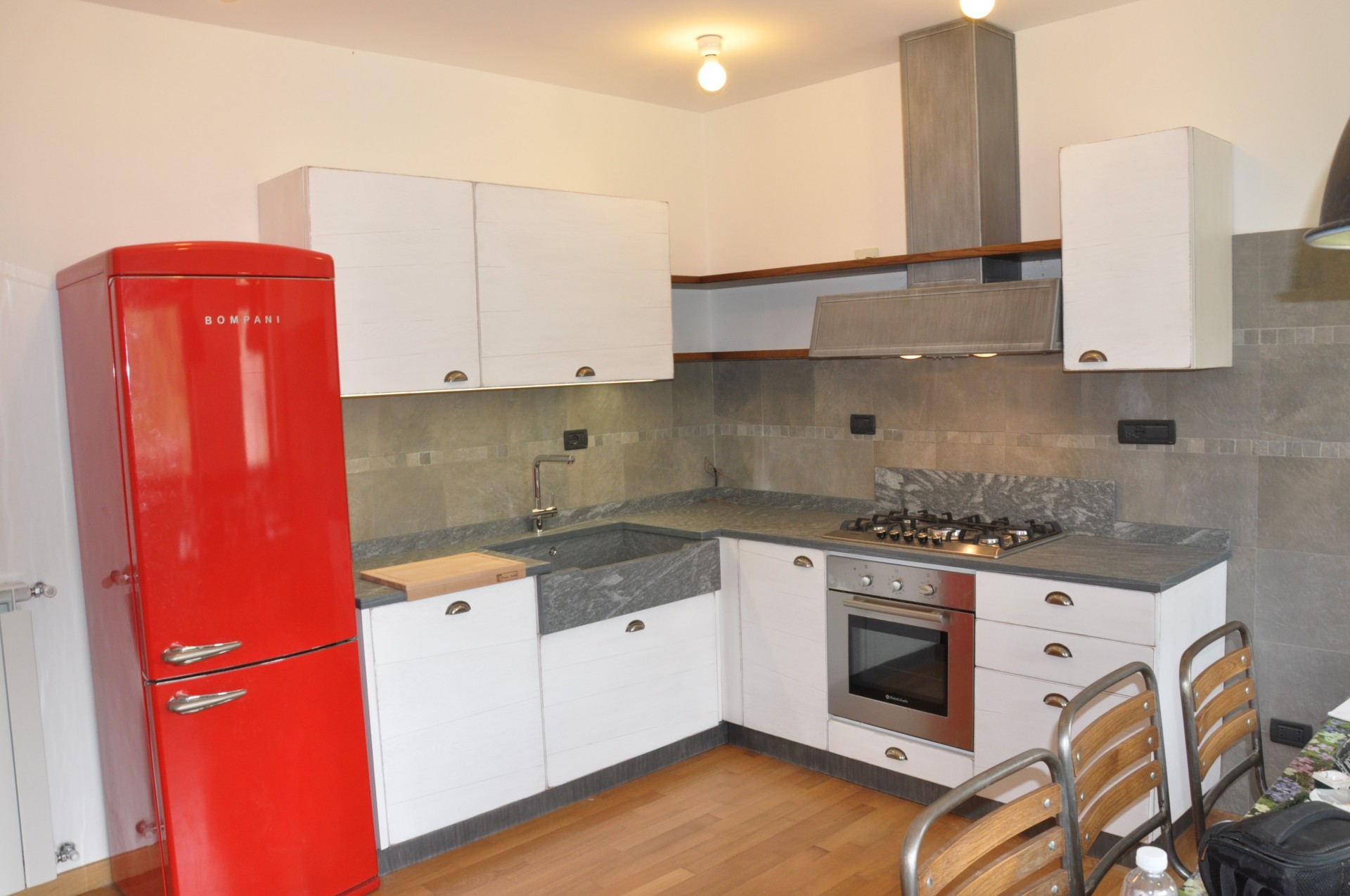 Cucine moderne artigianali in legno fadini mobili cerea verona - Cucine moderne in legno naturale ...